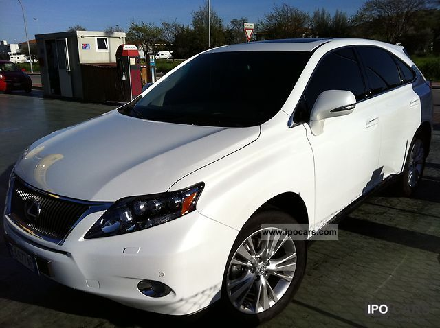Lexus  LEXUS HYBRID DRIVE LUXURY FULL 450h 2010 Hybrid Cars photo