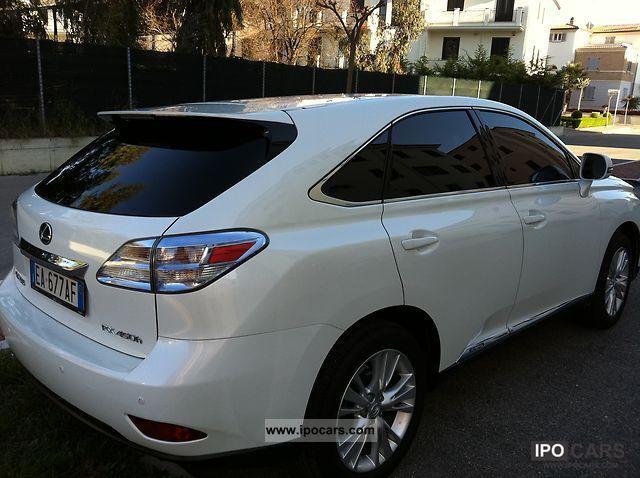 2010 lexus lexus hybrid drive luxury full 450h car photo and specs. Black Bedroom Furniture Sets. Home Design Ideas