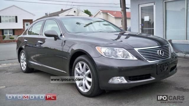 2009 lexus ls460 awd bezwypadkowy car photo and specs. Black Bedroom Furniture Sets. Home Design Ideas