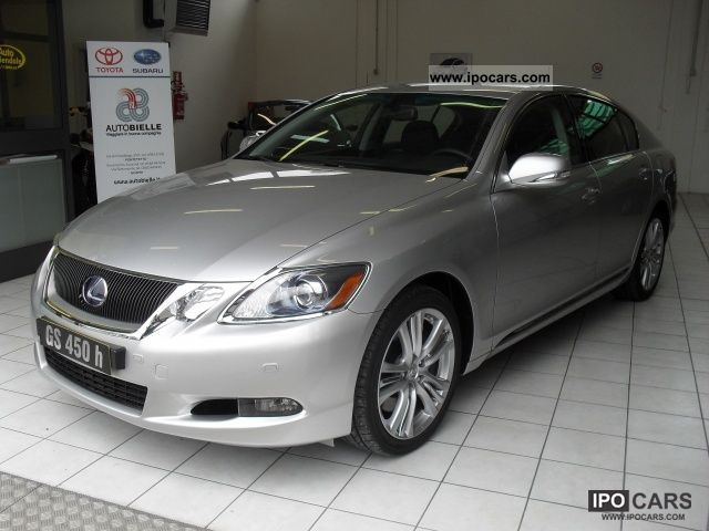 Lexus  GS 450h PLUS 2011 Hybrid Cars photo