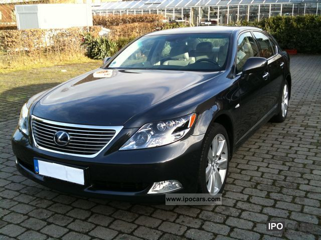 Lexus  LS 600h 2010 Hybrid Cars photo