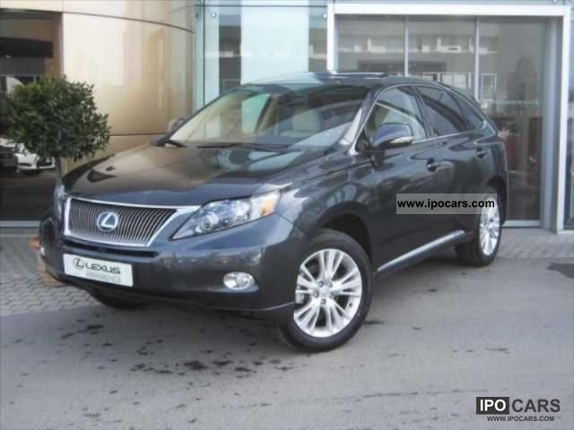 Lexus  RX 450 3.5 V6 Pack Président 2011 Hybrid Cars photo