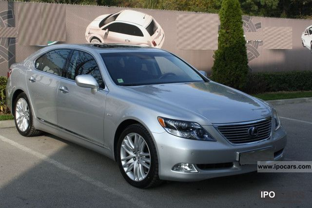Lexus  LS 600h Presidente 2009 Hybrid Cars photo