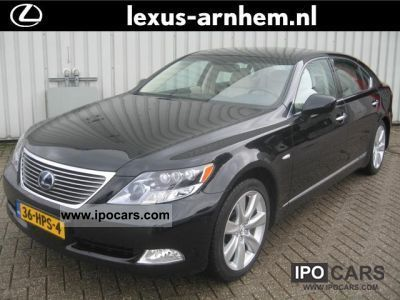 Lexus  LS 600h L 2009 Hybrid Cars photo