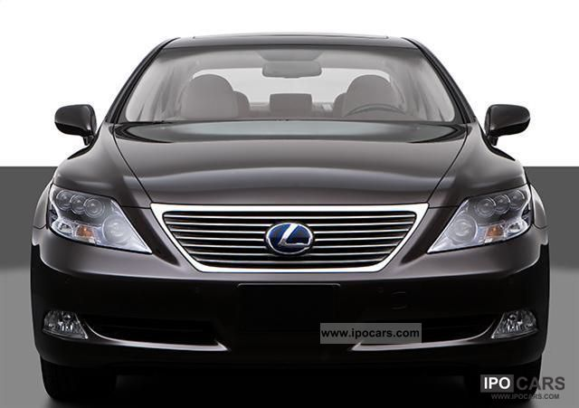 Lexus  LS600 H = 2010 = 2011 Hybrid Cars photo