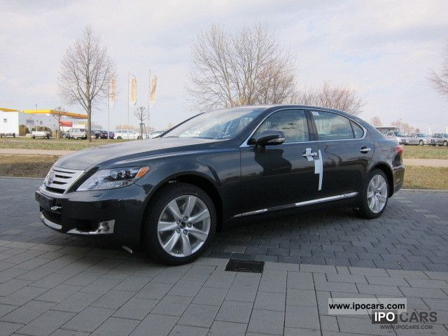 Lexus  LS 600h L WELLNESS - ACC + 2 x PCS-MASSAGE-STOCK 2011 Hybrid Cars photo