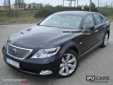 Lexus  LS 600h SUPERIOR 2009 Hybrid Cars photo