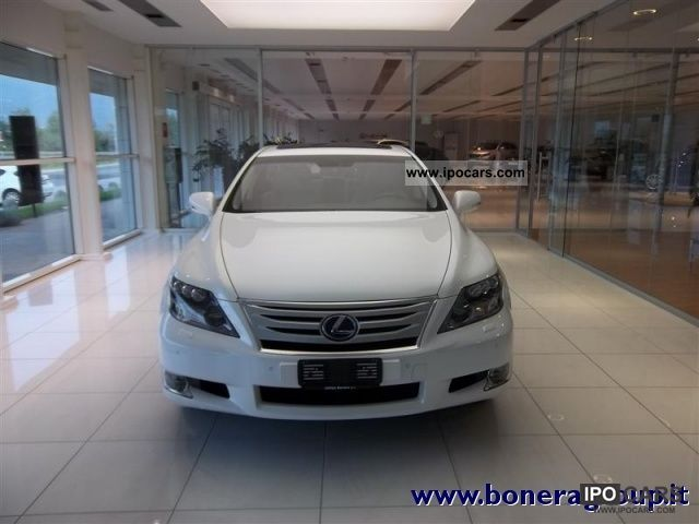 Lexus  LS 600h L Luxury 2011 Hybrid Cars photo
