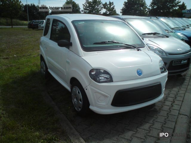 2011 Ligier  Dué First - new vehicle - 2 years warranty Small Car New vehicle photo