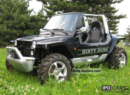 2010 Ligier  SIXTY Dune buggy 800 microcar minicar Off-road Vehicle/Pickup Truck Used vehicle photo