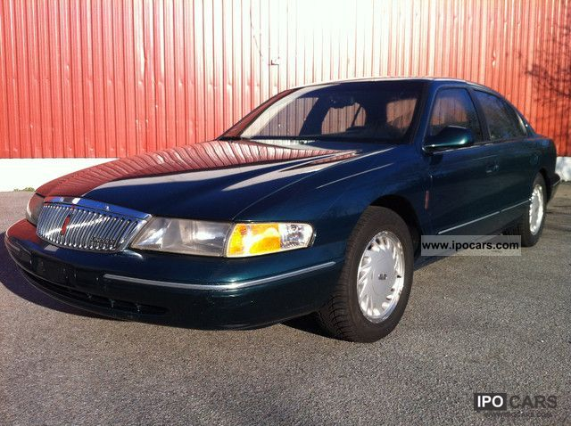 1995 Lincoln  Continental € 2 Catalyst Limousine Used vehicle photo