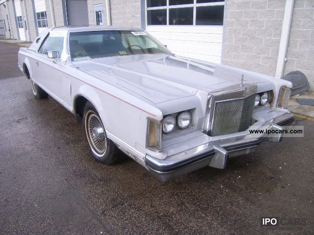Lincoln  MARK 1977 Vintage, Classic and Old Cars photo