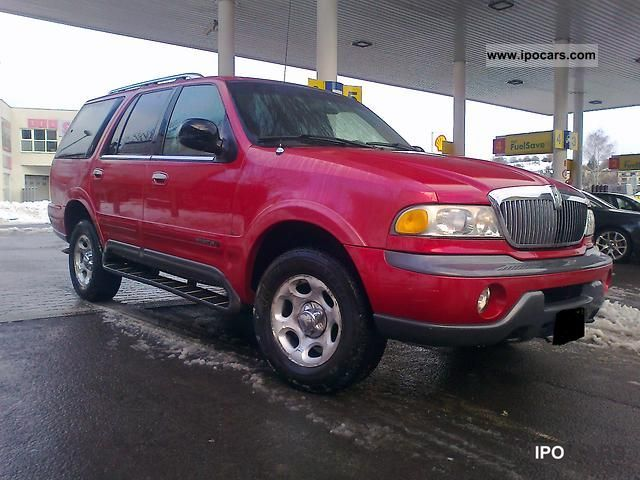 Lincoln  Navigator, LPG 1998 Liquefied Petroleum Gas Cars (LPG, GPL, propane) photo