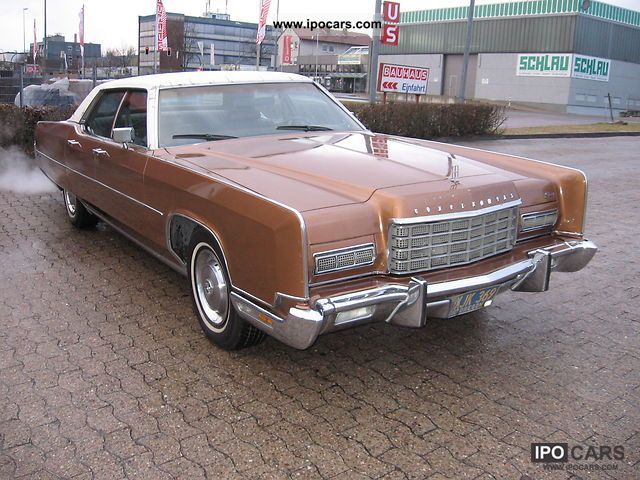 1973 Lincoln  Continental Limousine Classic Vehicle photo