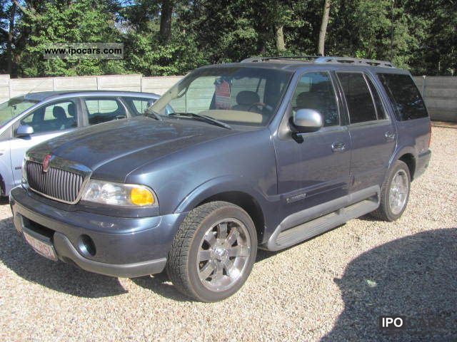 Lincoln  Navigator 1999 Liquefied Petroleum Gas Cars (LPG, GPL, propane) photo