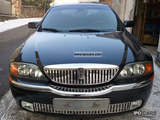2002 Lincoln  LS Limousine Used vehicle photo