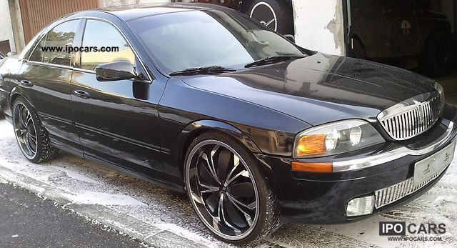Lincoln Ls Lgw on 2002 Lincoln Ls Sedan