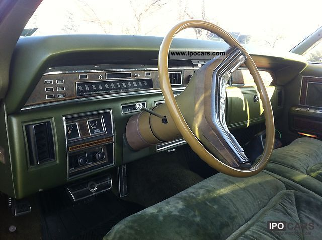 1975 lincoln continental car photo and specs. Black Bedroom Furniture Sets. Home Design Ideas