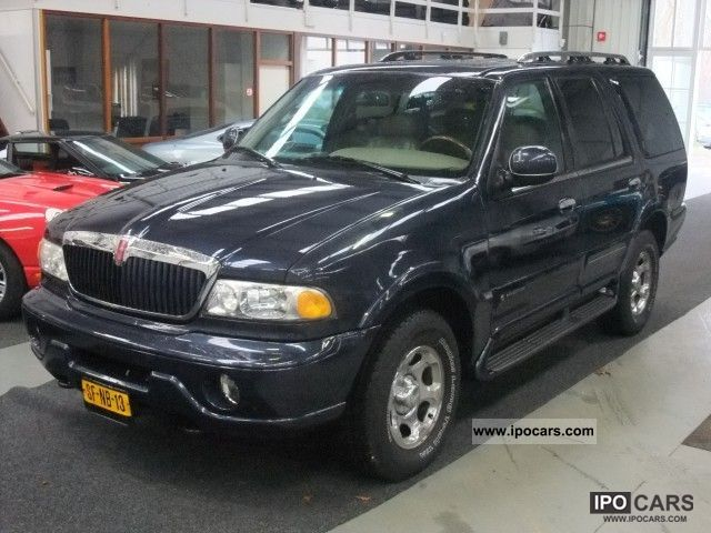 1997 Lincoln  Navigator 5.4 Automaat Nap 119999km empty Sp.vlg Off-road Vehicle/Pickup Truck Used vehicle photo