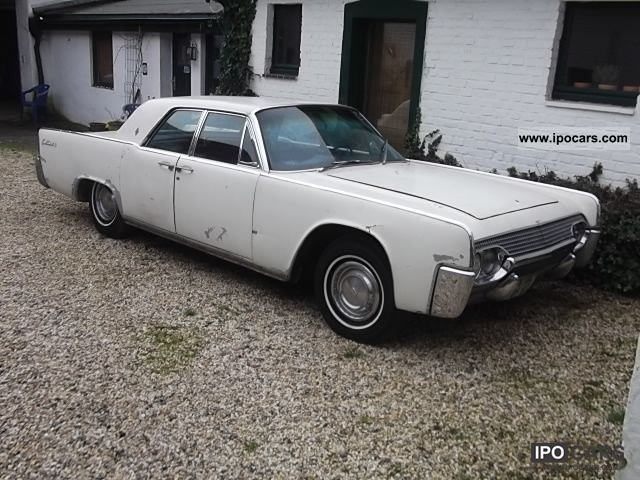 Lincoln  Continental 1961 orig.Zust from St.Tropez!.! Special 1961 Vintage, Classic and Old Cars photo