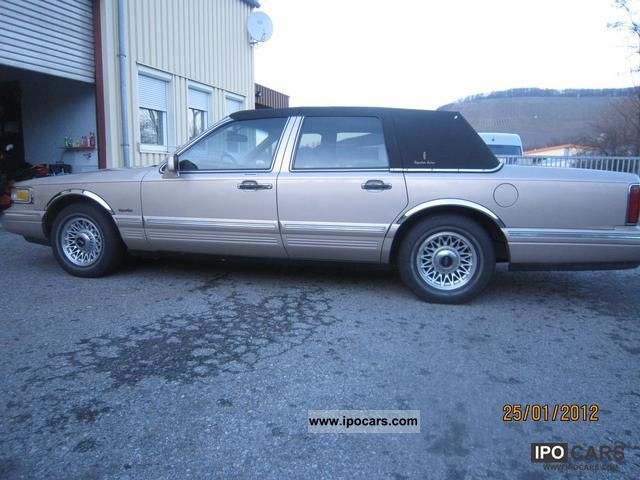 1996 lincoln town car limousine parts. Black Bedroom Furniture Sets. Home Design Ideas