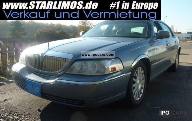 2003 Lincoln  Town Car Limousine Limousine Used vehicle photo