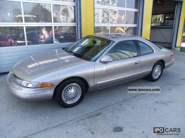 1995 Lincoln  Continental Mark VIII * AIR * LEATHER * VERY GOOD CONDITION Sports car/Coupe Used vehicle photo