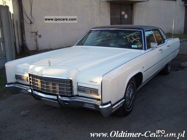 Lincoln  Continental 1972 Vintage, Classic and Old Cars photo