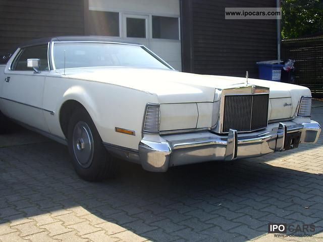 Lincoln  Mark IV Cartier Edition 1973 Vintage, Classic and Old Cars photo