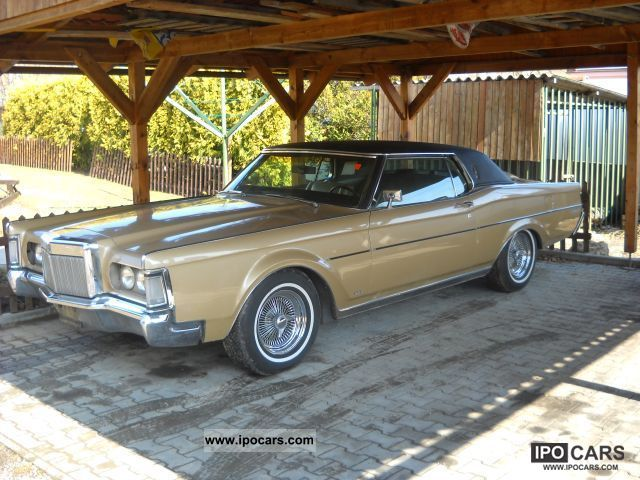Lincoln  Mark III Coupe 1969 Vintage, Classic and Old Cars photo