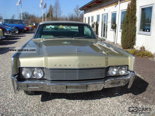 Lincoln  Continental 1966 Vintage, Classic and Old Cars photo