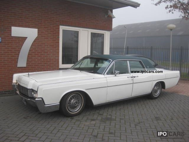 Lincoln  7.5 V8 suicide doors 1967 Vintage, Classic and Old Cars photo