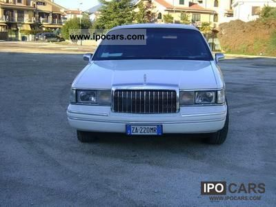 1994 Lincoln  08 + Posti Autista Con divano J Other Demonstration Vehicle photo