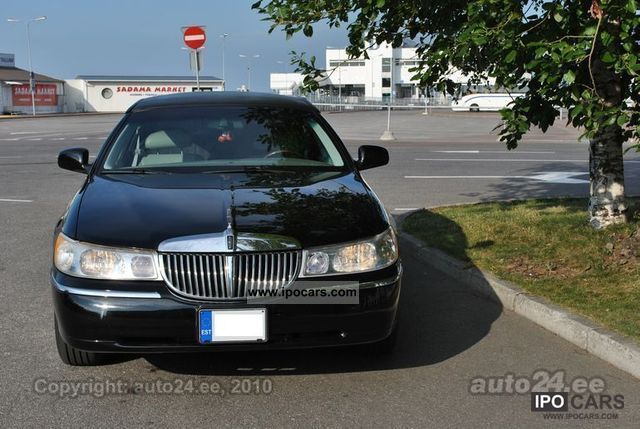 2000 Lincoln  Cartier L Limousine Used vehicle photo
