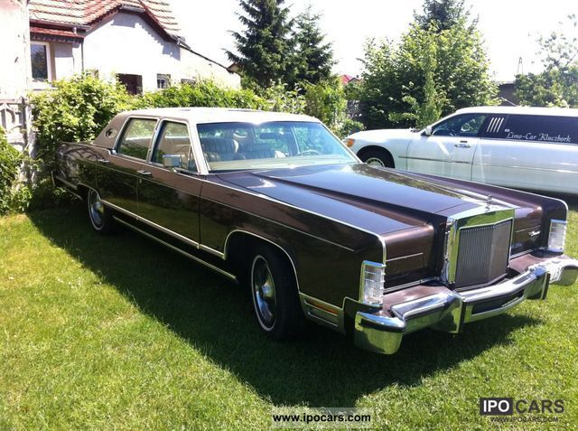 Lincoln  Continental 1977 Vintage, Classic and Old Cars photo