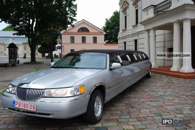 1998 Lincoln  Ultra-long 180 inc Limousine Used vehicle photo