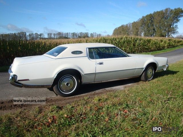 Lincoln  Mark IV 1973 Vintage, Classic and Old Cars photo