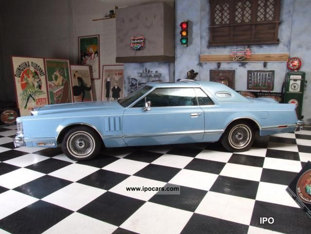 Lincoln  Mark 6.6 liter big block!! 1979 Vintage, Classic and Old Cars photo