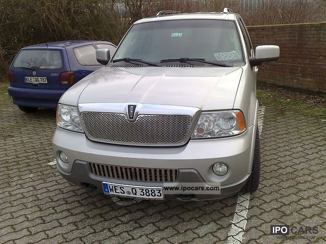 Lincoln  Navigator 3.5, t towbar nose weight 200kg 2002 Liquefied Petroleum Gas Cars (LPG, GPL, propane) photo