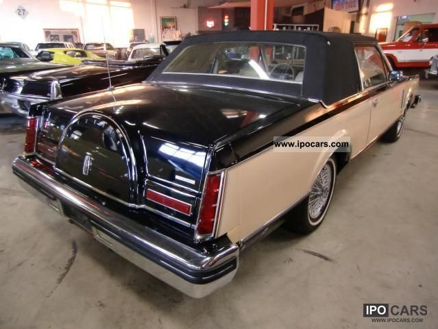 1983 Lincoln  Continental MK VI Limousine Classic Vehicle photo