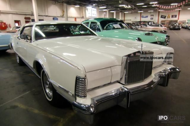 Lincoln  Continental 1976 Vintage, Classic and Old Cars photo