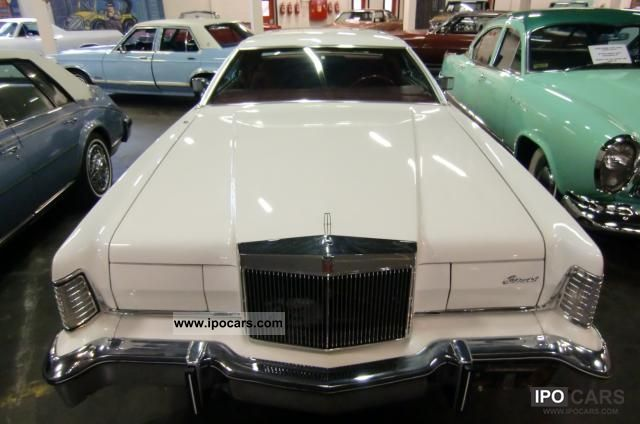 1976 lincoln continental car photo and specs. Black Bedroom Furniture Sets. Home Design Ideas