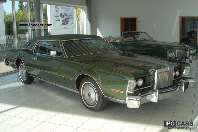 Lincoln  Mark IV 1974 Vintage, Classic and Old Cars photo