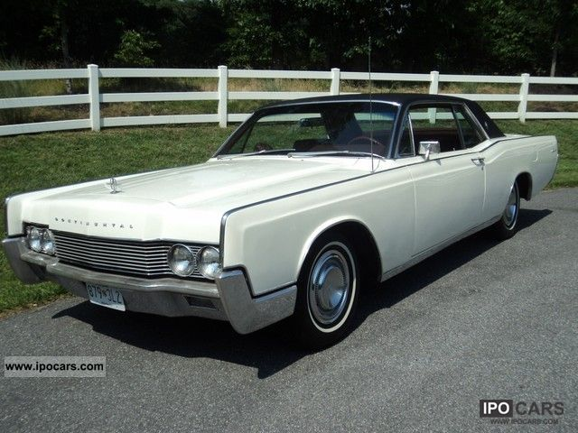 1967 Lincoln  Continental Coupe new paint job Sports car/Coupe Used vehicle photo