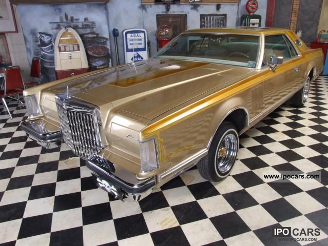 1979 Lincoln  Mark Lowrider Sports car/Coupe Classic Vehicle photo