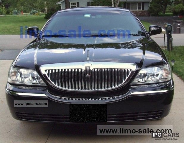 2005 Lincoln Town Car Black 2005 Car Photo And Specs