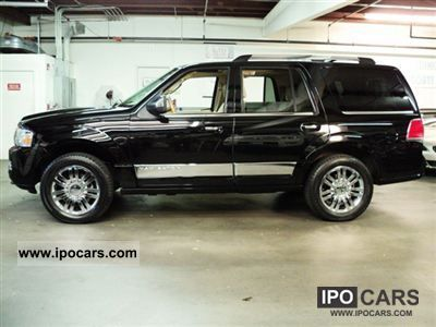 2008 Lincoln  Navigator 4WD Off-road Vehicle/Pickup Truck Used vehicle (business photo