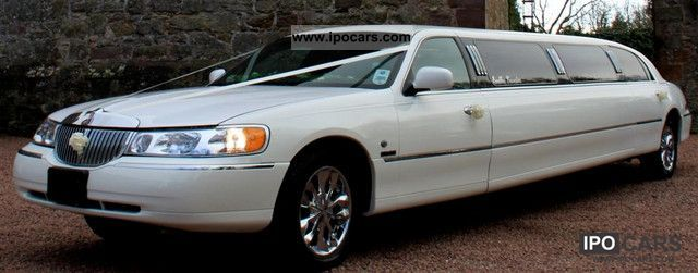2005 Lincoln  Town Car stretch limo over 8m * also for rent * Limousine Used vehicle photo