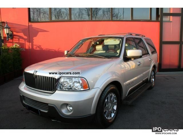 2004 Lincoln  Navigator 5.0 W8 Off-road Vehicle/Pickup Truck Used vehicle photo