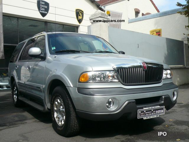 1998 Lincoln  Navigator Off-road Vehicle/Pickup Truck Used vehicle photo